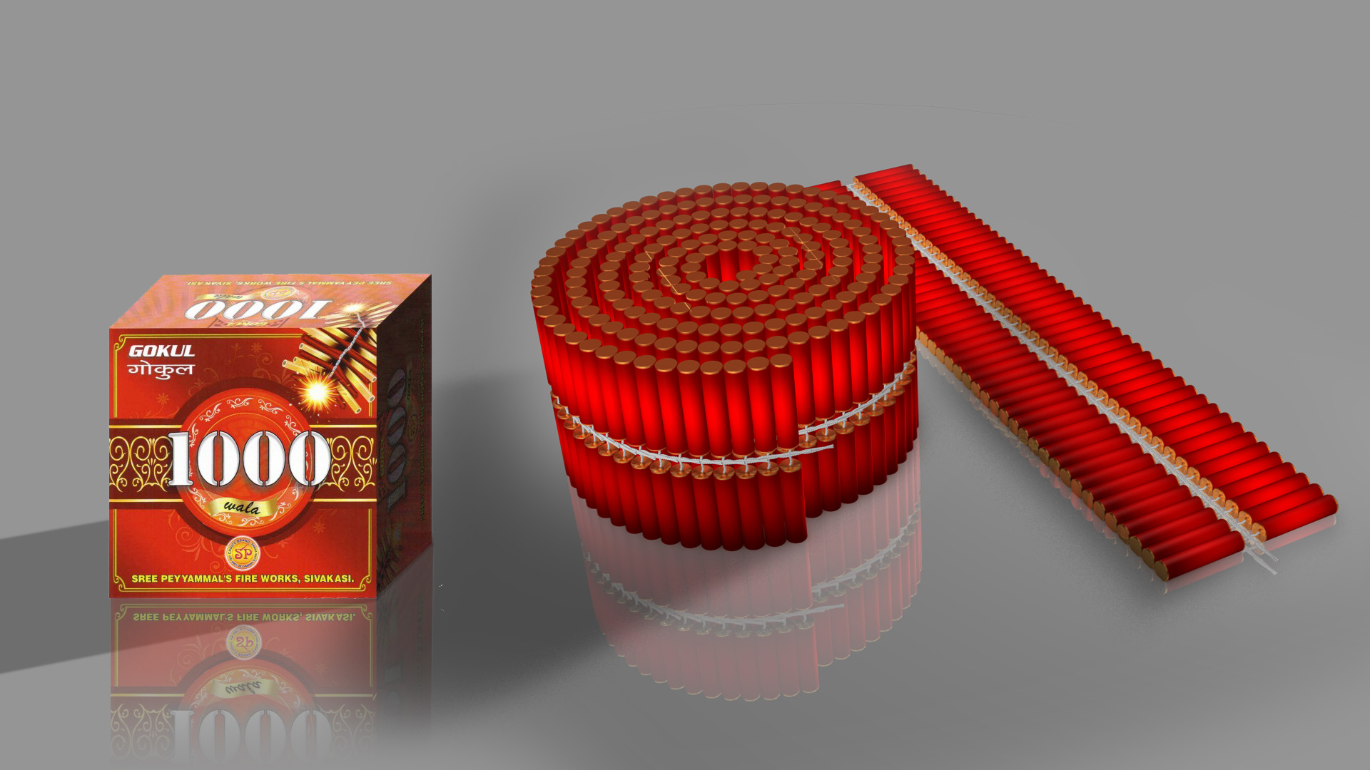 1000 Wala Indian Made C4d Model