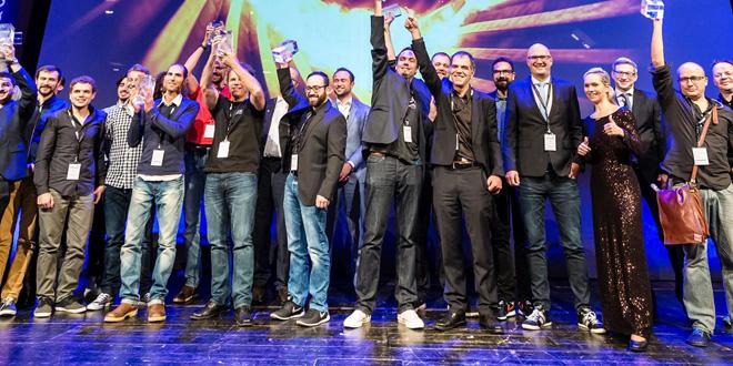 ANIMAGO AWARD WINNERS used Cinema 4D in their work