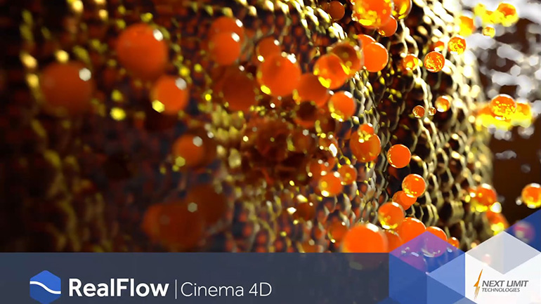 NEW CINEMA 4D INTEGRATION (FLUIDS INSIDE YOUR PLATFORM)