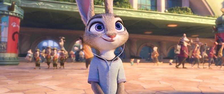 89th Oscar, Best Animated Movie 2017(Zootopia)