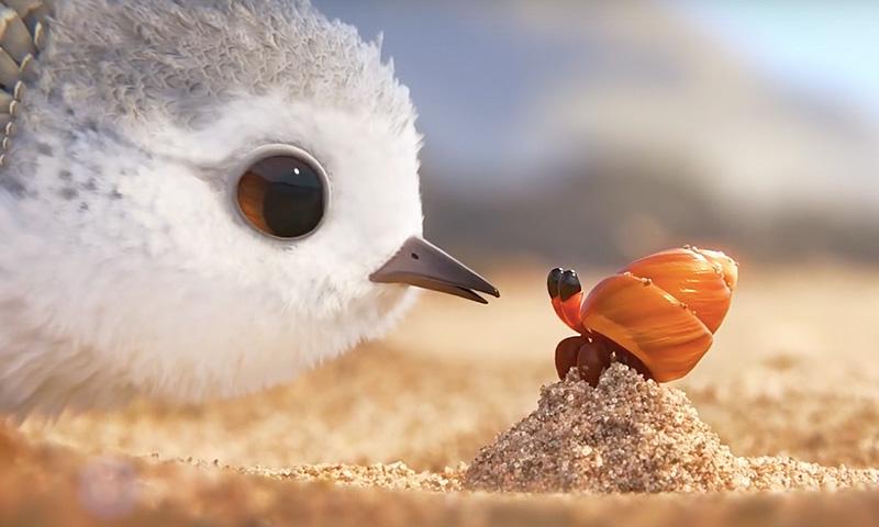 89th Oscar, Best Animated Feature 2017