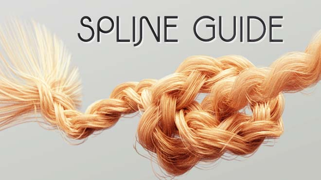 Spline Guid c4d Plugin Free Download