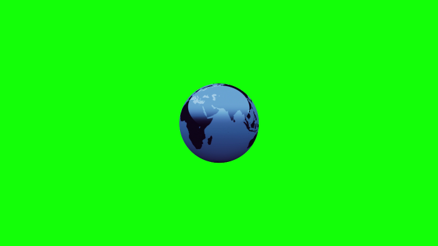 Earth Rotating 001
