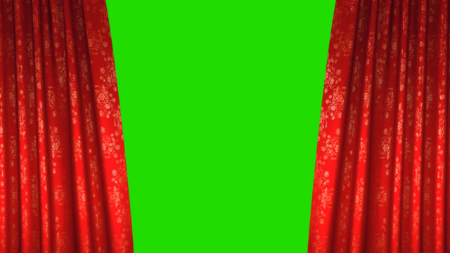 screen cloth open green screen 2