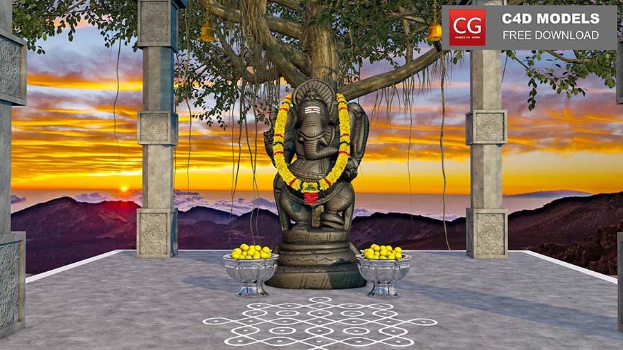 Vinayagar God
