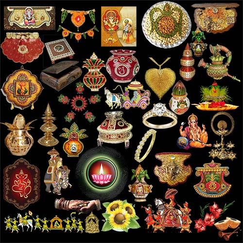Hindu wedding Elements