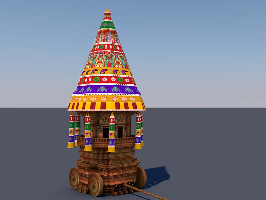 Koil ther (temple car)