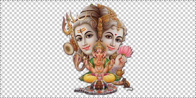 shiv parvathi Ganesh_0020