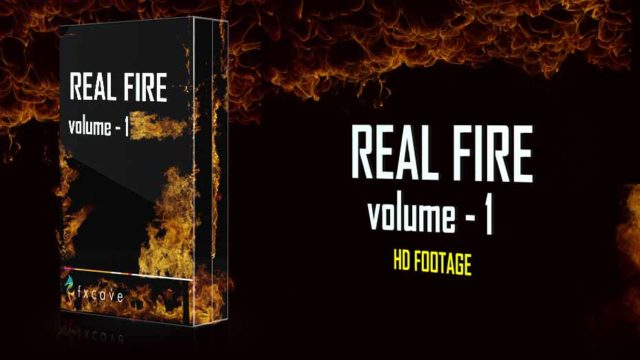 Real Fire Volume – 1