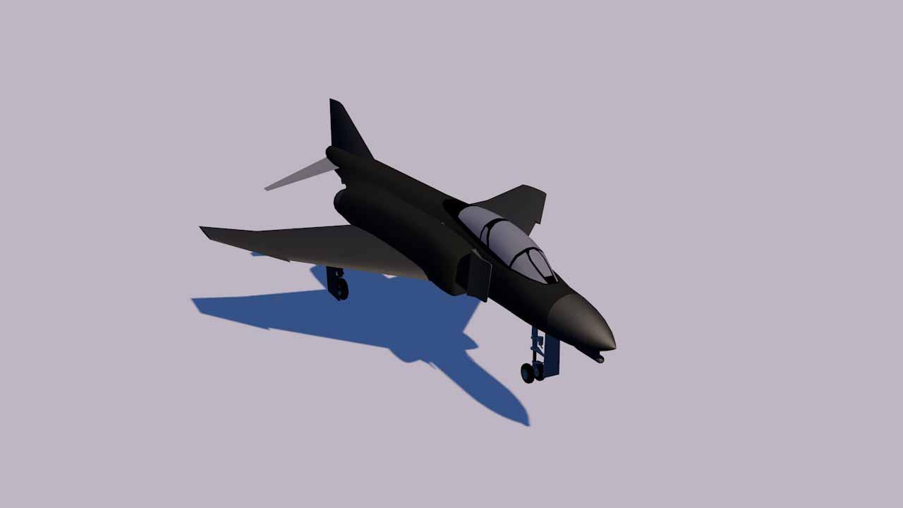 F-4_fighter_jet