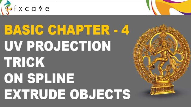 Basic Chapter  4 UV Projection Trick