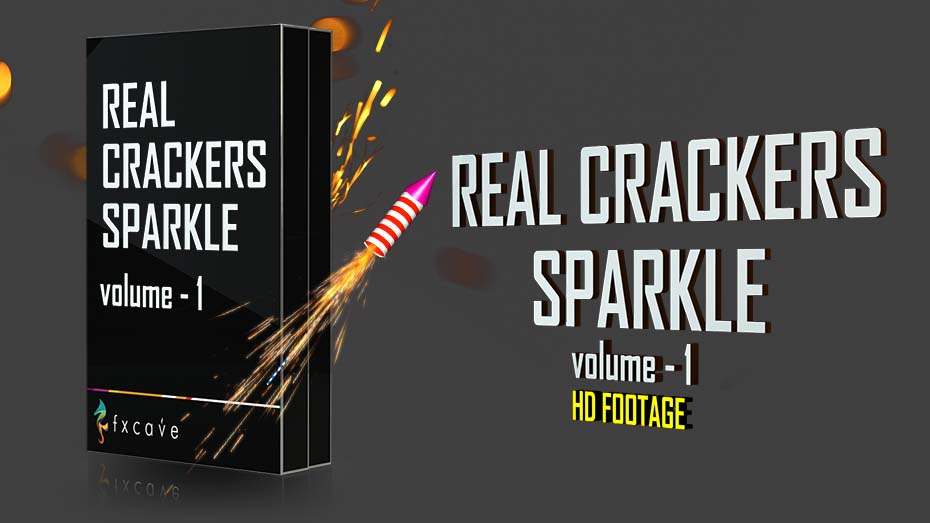 Real Crackers Sparkle Volume – 1
