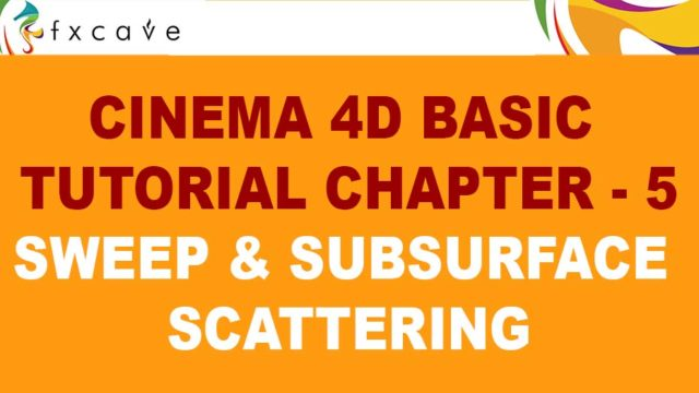 C4d Basic Chapter – 5