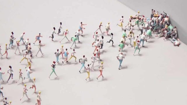 crowds simulations c4d plugin