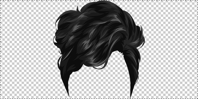 Hairstyle 004