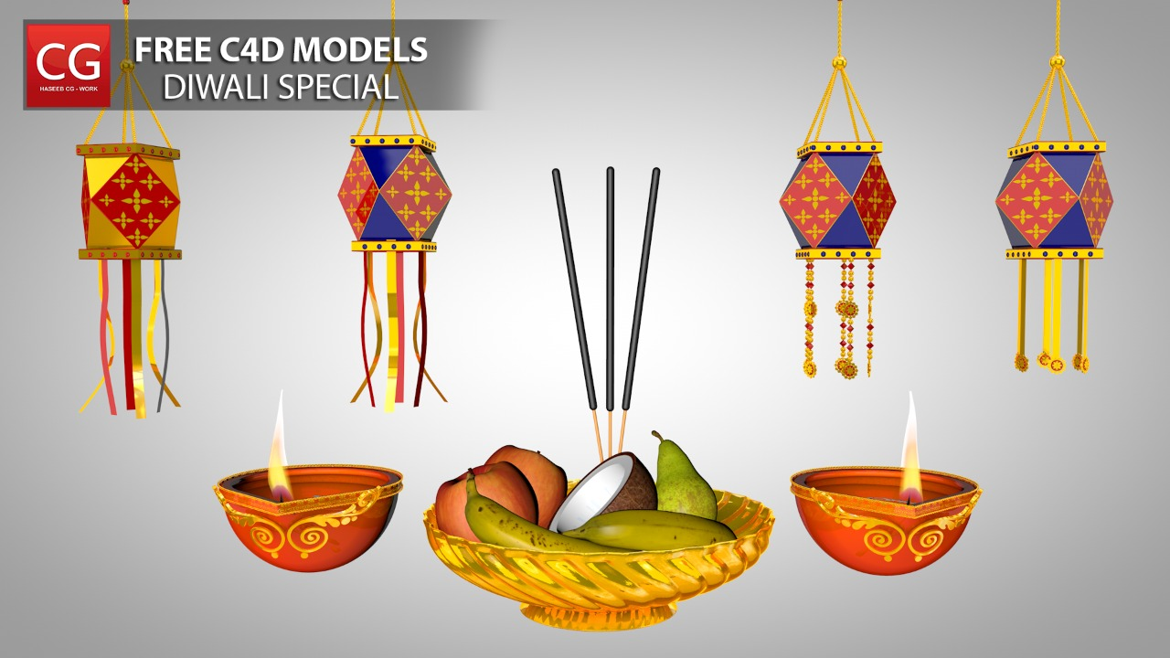 Diwali special elements