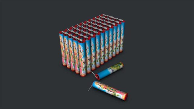 Lakshmi Crackers Bundle Cinema 4d model Free Download