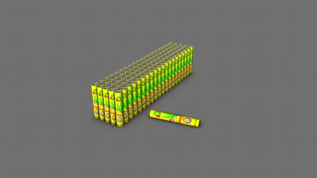 Parrot Crackers Bundle Cinema 4d model Free Download