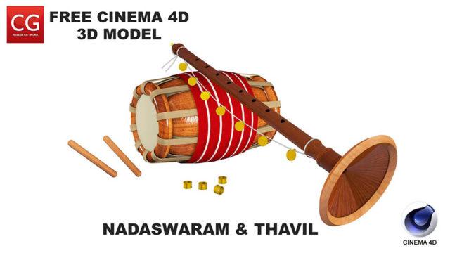 Thavil & Nathaswaram